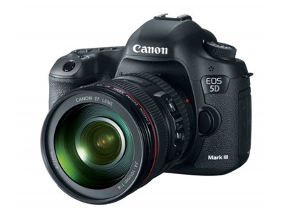 Canon EOS 5D - All